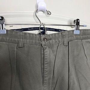 Ralph Lauren Pants - Ralph Lauren Green Khaki Pants - Perfect Chino